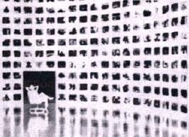 Экспозиция 500 каналов на международной выставке электроники в Лос-Анджелесе.